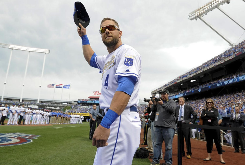 Alex Gordon Announces His Retirement From Baseball