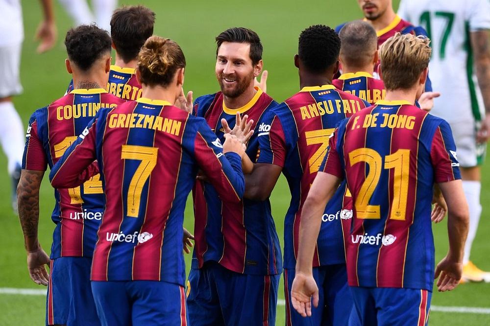 Barcelona Start Off Season With Joan Gamper Trophy