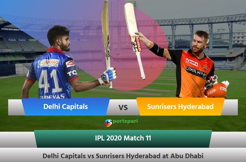 IPL 2020: SRH vs DC Match Hotspot: Williamson and Rashid Khan Took SRH to Victory