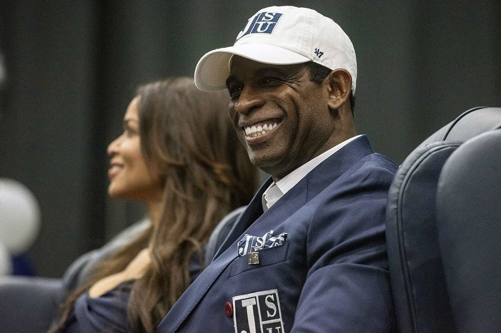 Deion Sanders Appointed As The Head Coach Of Jackson State