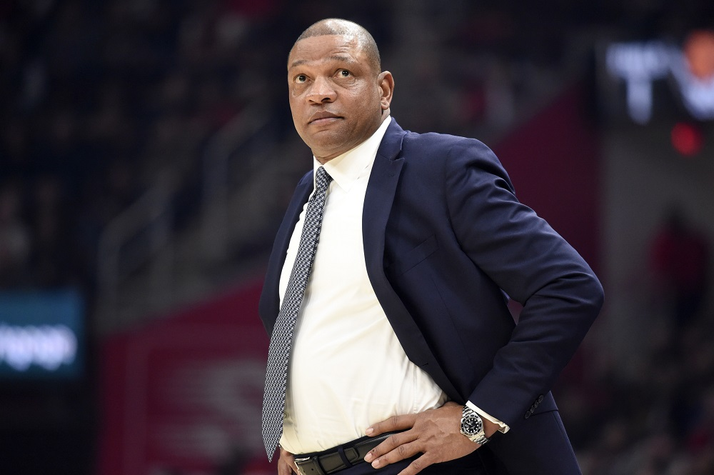 Clippers To Replace Doc Rivers As Their Coach