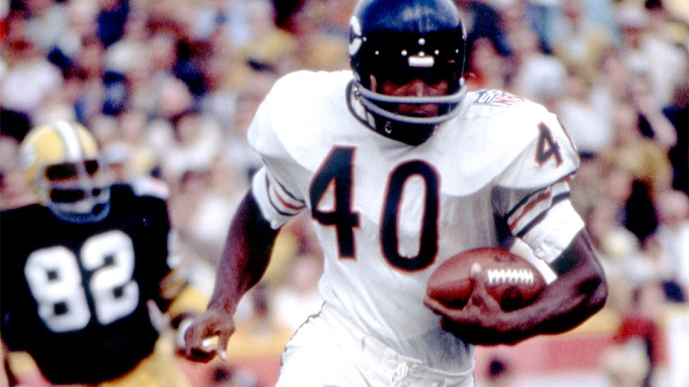 American Football Player Gale Sayers Passes Away At 77