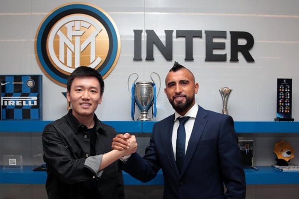 Arturo Vidal Joins Italian Giants Inter Milan