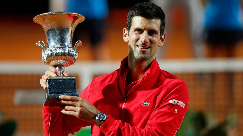 Novak Djokovic Makes History Winning Fifth Italian Open