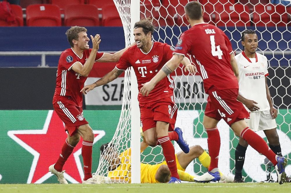 Bayern Munich Wins The UEFA Super Cup 2020