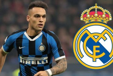Lautaro Martinez To Snub Barcelona To Sign With Real Madrid?