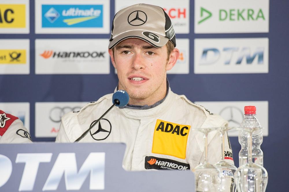Paul Di Resta Wins Le Mans Finals, Aston Martin's Victory
