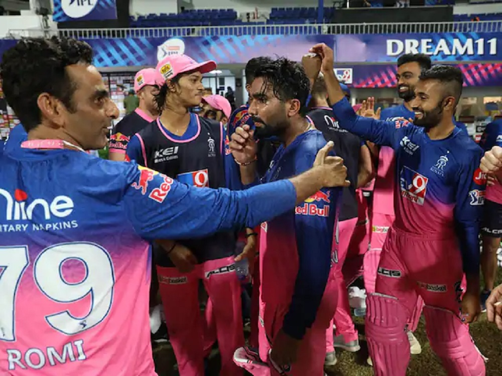 Rajasthan Royals Defeat Kings XI Punjab In A Thriller