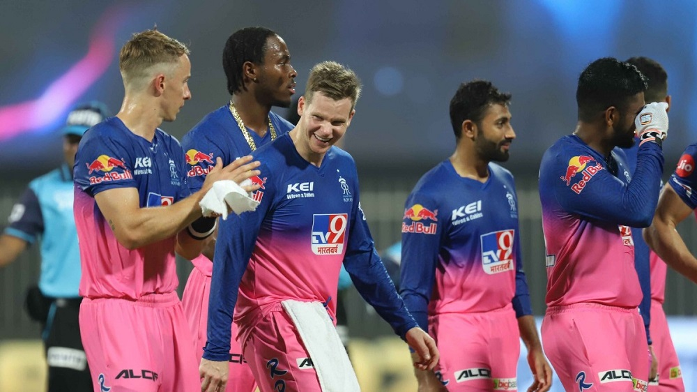 Overview: Chennai Super Kings VS Rajasthan Royals