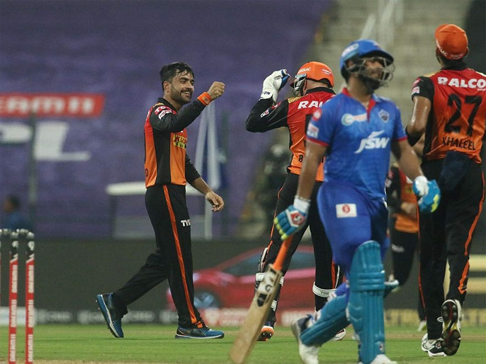 SRH Clinch First Victory Of IPL 2020