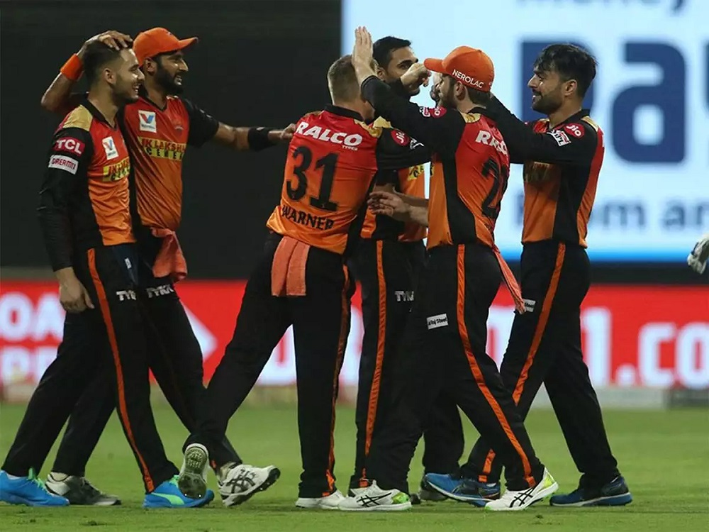 Sunrisers Hyderabad Clinch First Victory Of IPL 2020