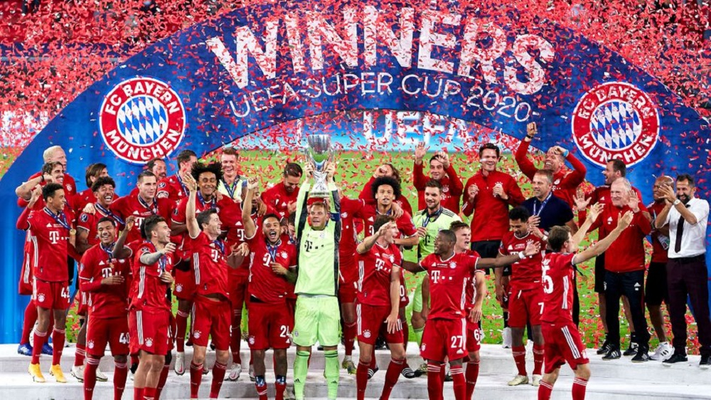 Bayern Munich Wins The UEFA Super Cup 2020 Sports Al Dente