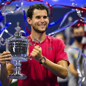 Dominic Thiem Takes The Grand Slam Title Winning US Open 2020