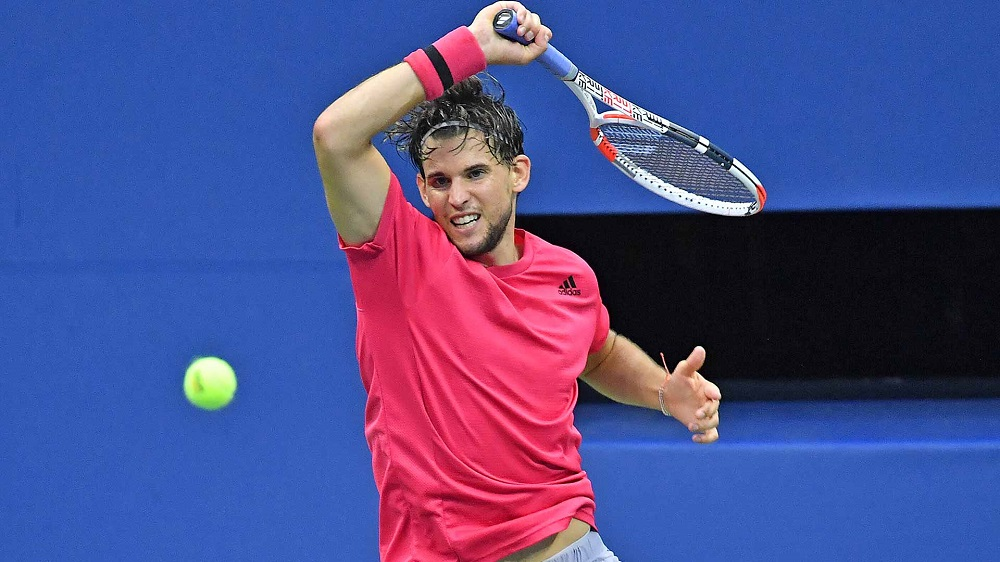 Dominic Thiem Takes The Grand Slam Title Winning US Open ...
