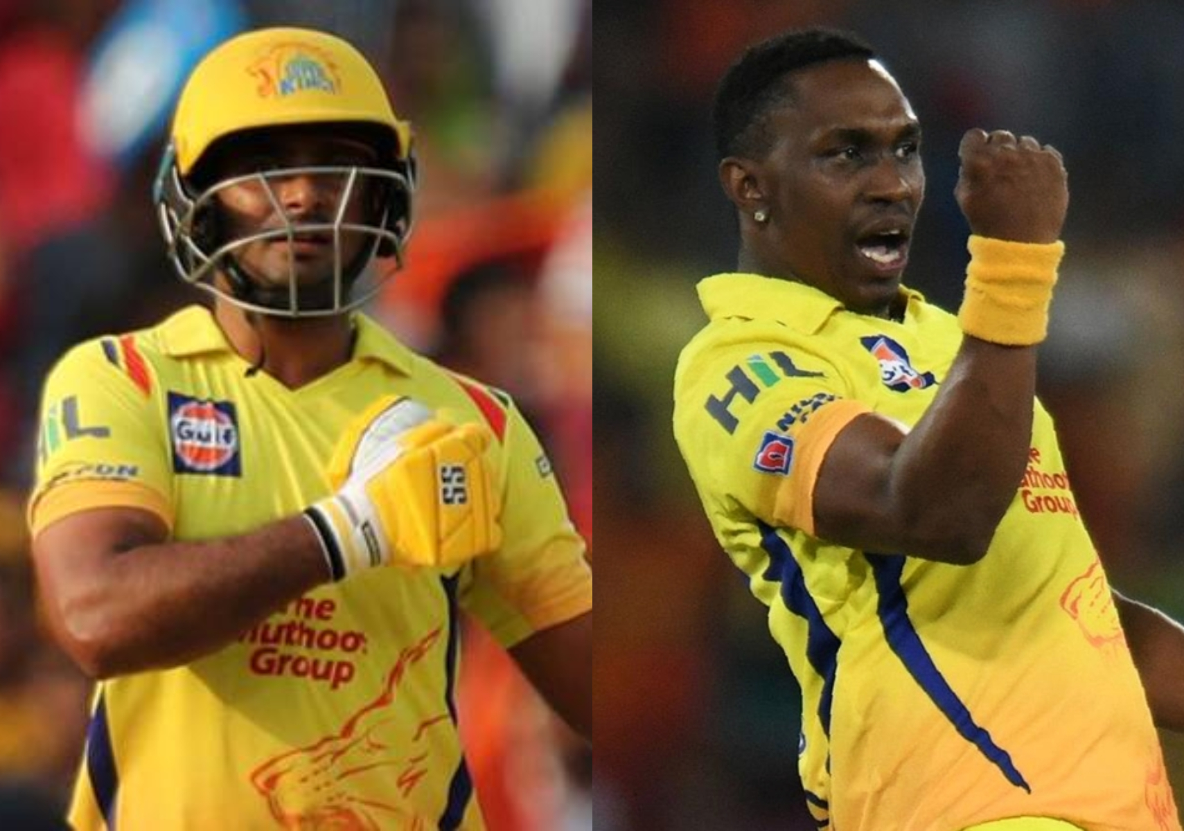Rayudu and Bravo Will Be Back In Next CSK Game