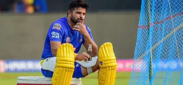 Suresh Raina Is No More A CSK Player: CSK Official Website