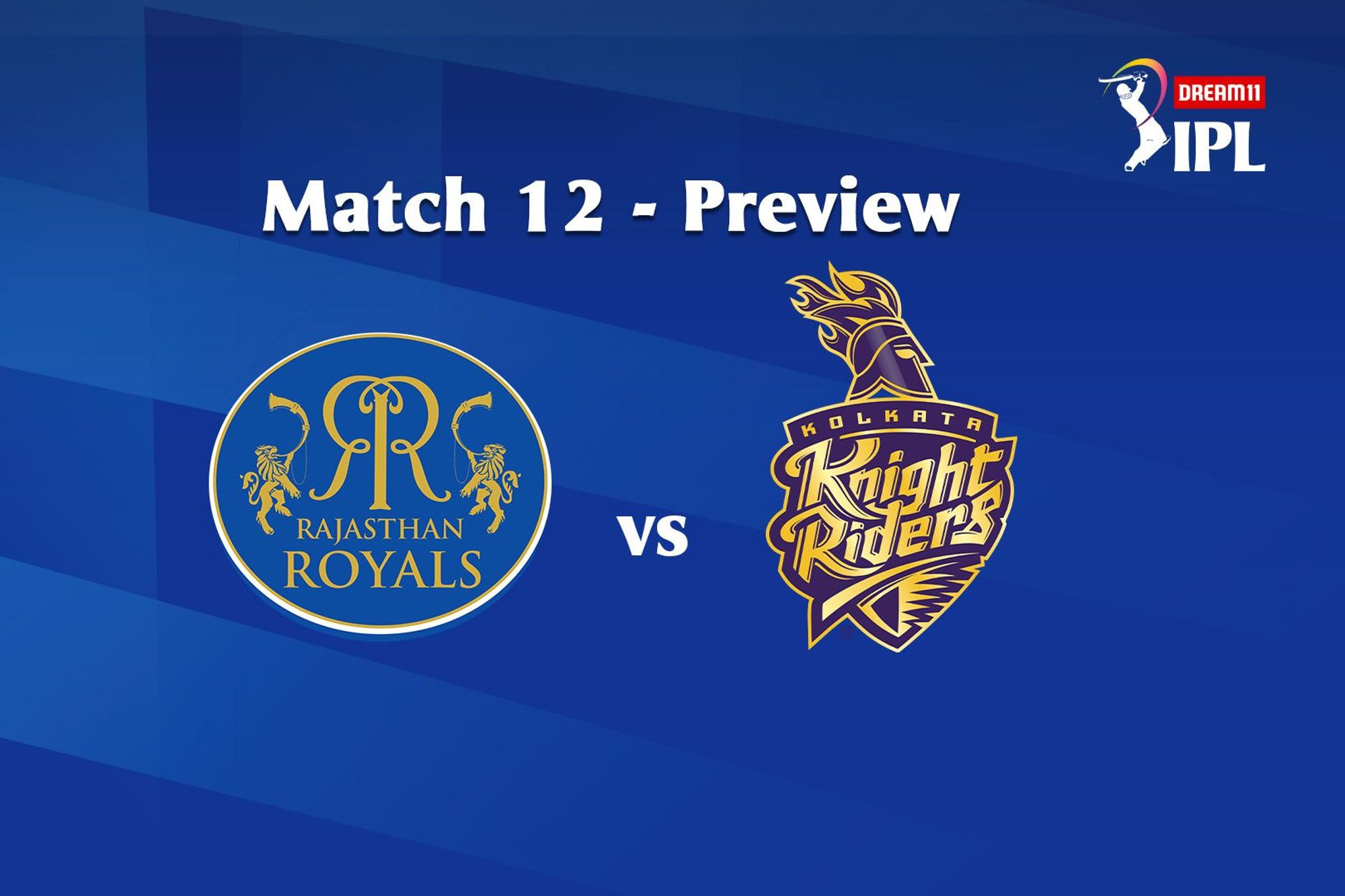 IPL 2020: RR vs KKR Match Overview