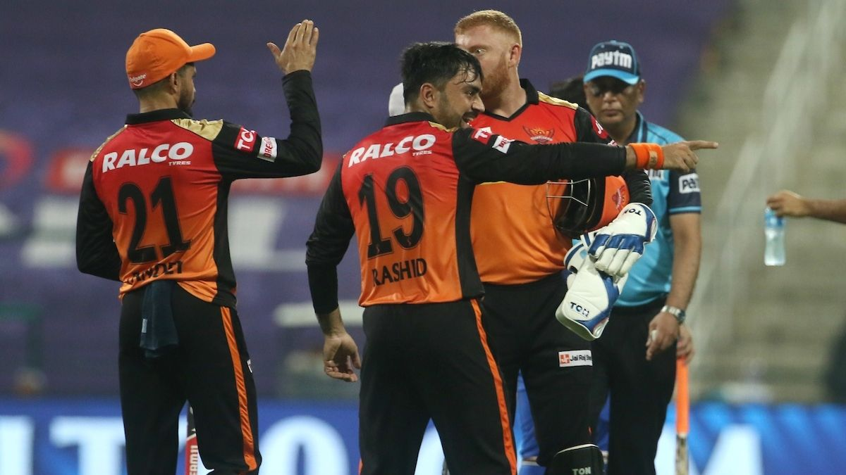 IPL 2020: SRH vs DC Match Hotspot: Williamson and Rashid Khan Took SRH to Victory