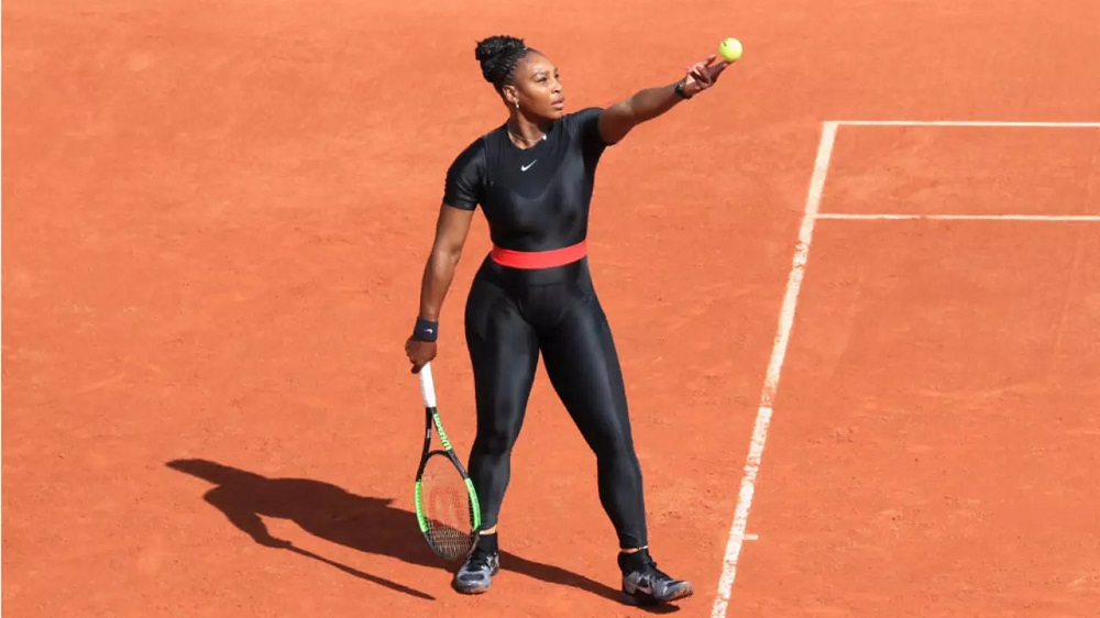 Serena Williams Quits From French Open Because Of An Injury