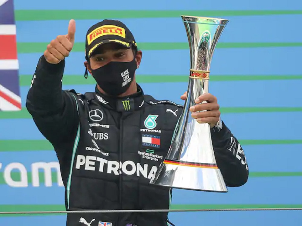 Lewis Hamilton Ties Michael Schumacher For 91 F1 Race Wins