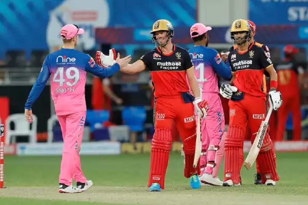 AB de Villiers Hammers Rajasthan Royals To Help Royal Challengers Bangalore Win The Game