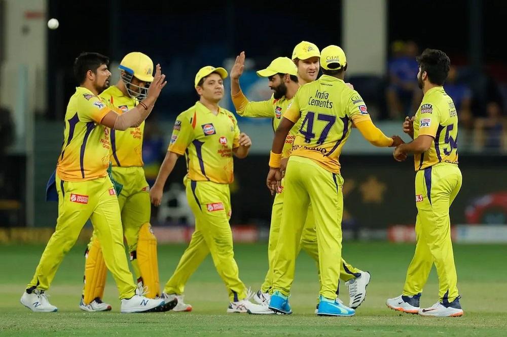 Chennai Super Kings Gets Their 3rd Win Of The Season