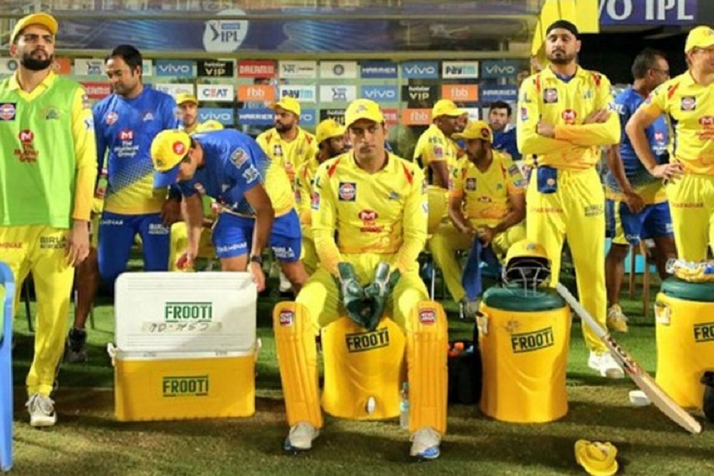 Chennai Super Kings Management Unhappy With Their Team's Performance In IPL 2020