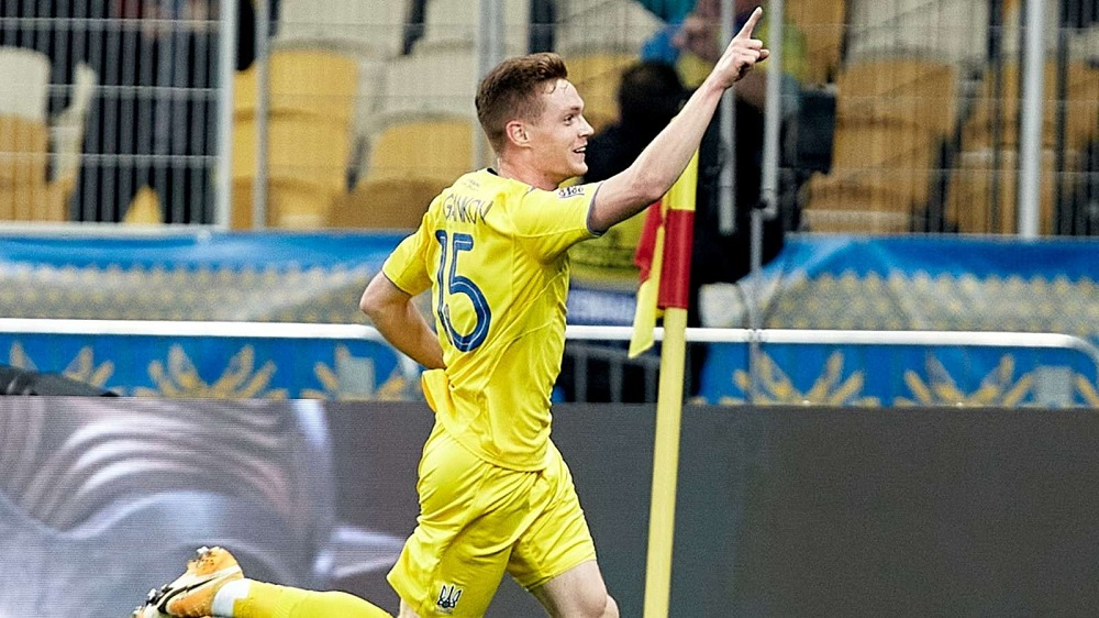 Ukraine Defeat Spain With A Late Goal From Viktor Tsyhankov