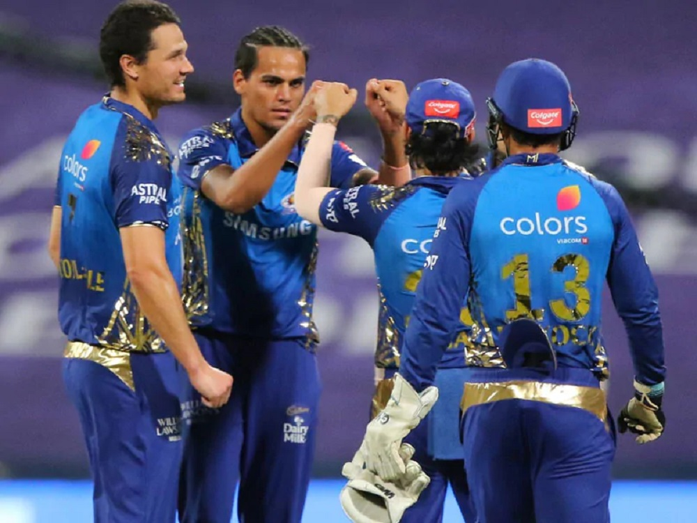 Mumbai Indians Clinch Easy Victory Over Kolkata Knight Riders
