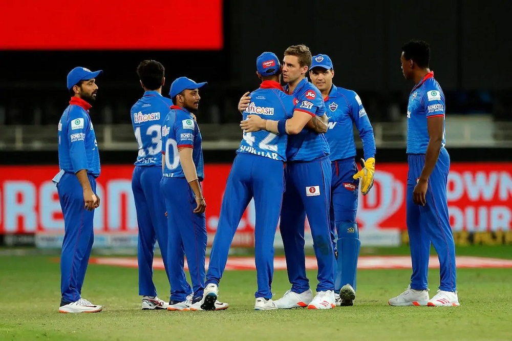 Delhi Capitals Climb Up On Points Table After Victory Against Rajasthan Royals