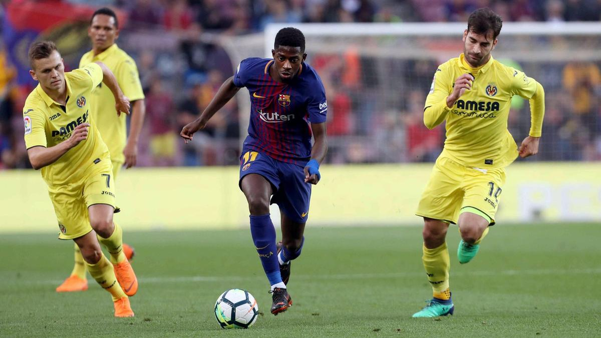 Ousmane Dembele To Manchester United?