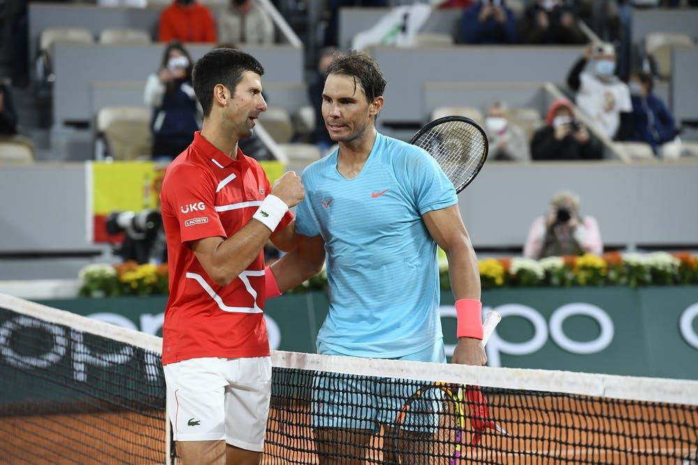 Rafael Nadal Beats Novak Djokovic To Win His 13th French Open