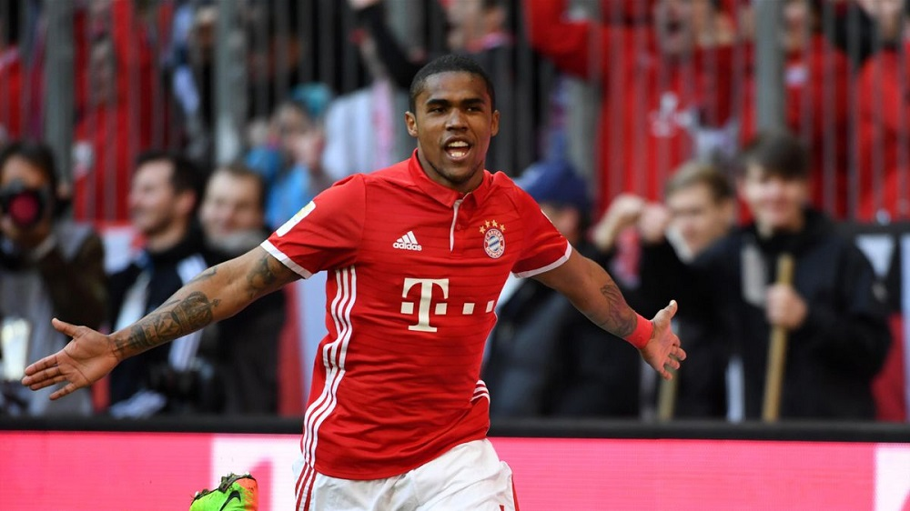 Juventus Star Douglas Costa Joins Bayern Munich