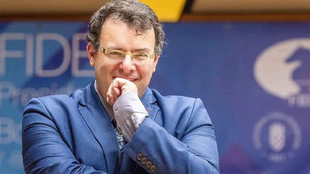 an International Chess Master and the scientist of FIDE