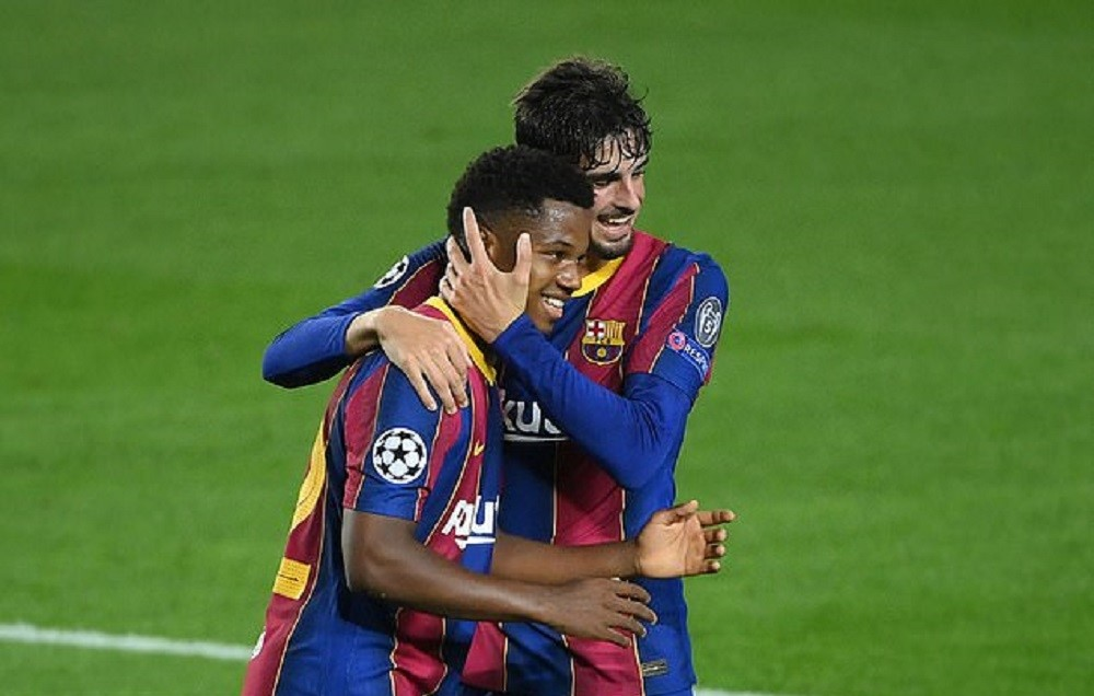 Lionel Messi Sets Another Record As FCB Start UCL Campaign On A Positive Note