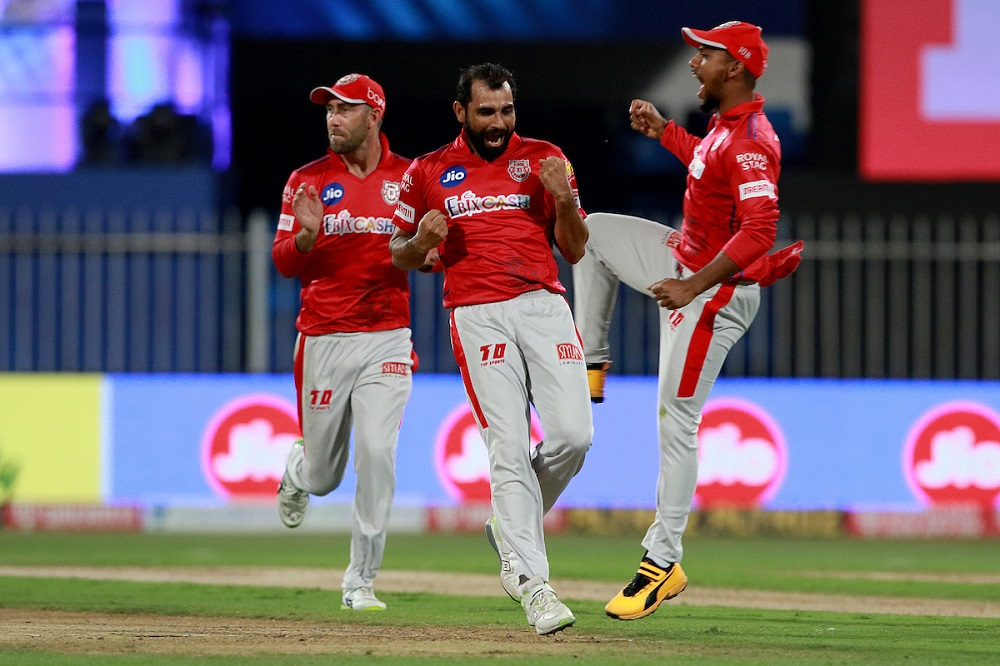 KXIP Pull Off An Easy Win Against KKR To Gain Spot In Top 4