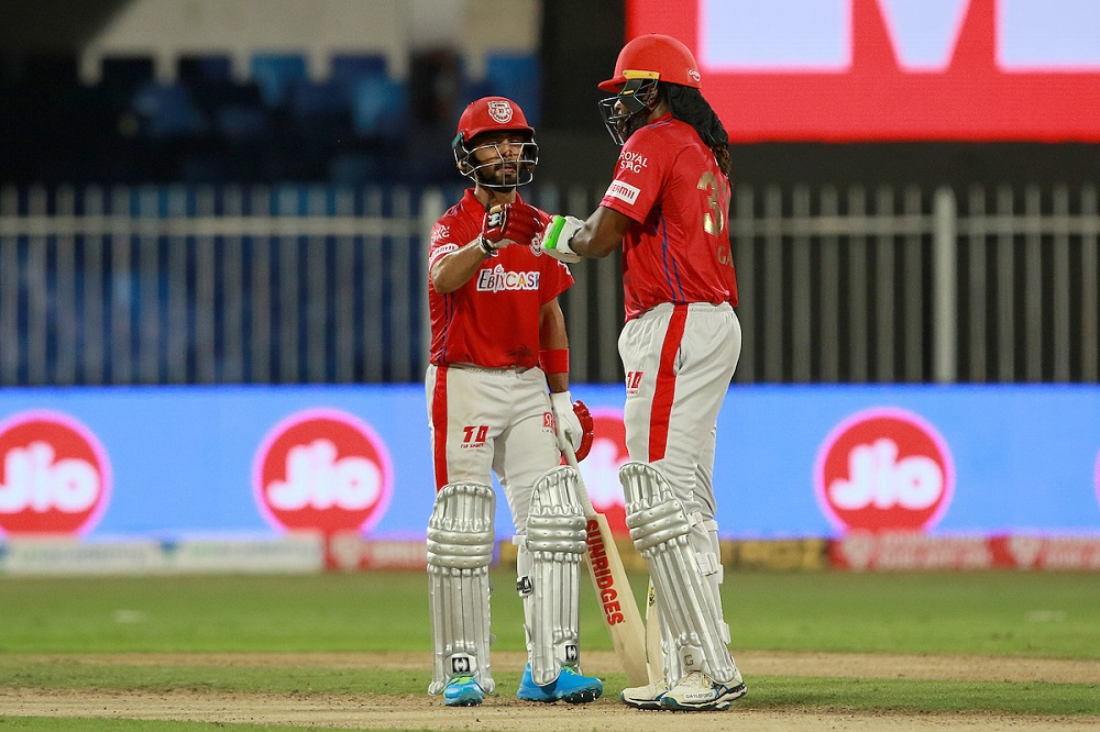 Kings XI Punjab Pull Off An Easy Win Against Kolkata Knight Riders To Gain Spot In Top 4