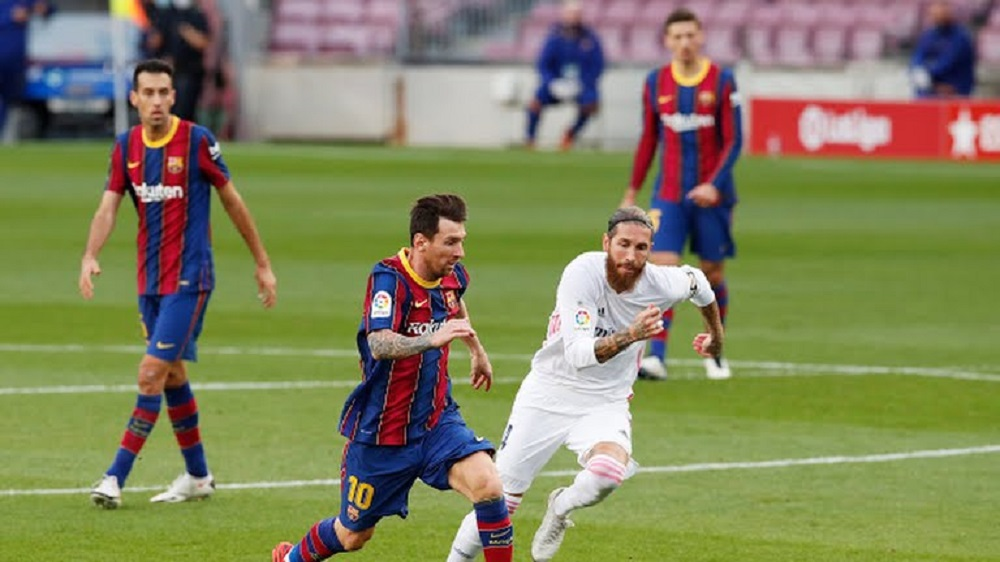 RM Overtake FCB In All-Time El Clasico Wins After Controversial Victory