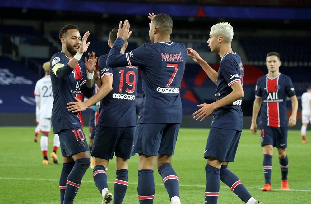 Paris Saint-Germain Becomes Table Topper Of Ligue 1 After Win Against Dijon FCO