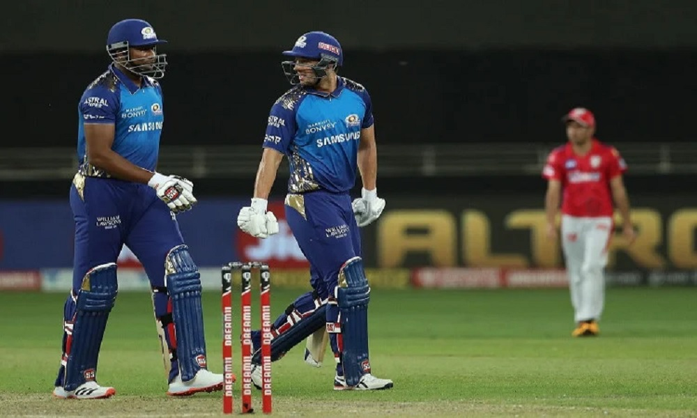 Kings XI Punjab Win Against Mumbai Indians In A Thrilling Double Super-Over