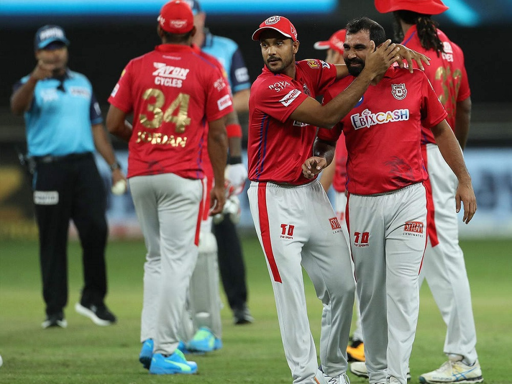 KXIP Win Against Mumbai Indians In A Thrilling Double Super-Over
