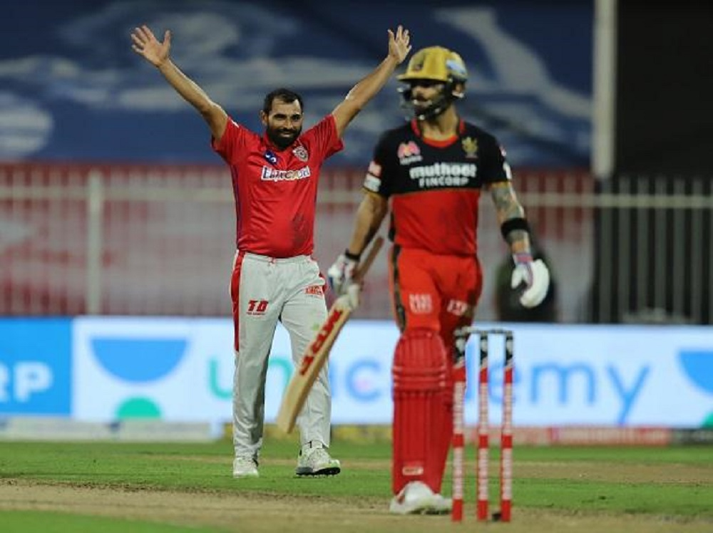 KXIP Defeat Royal Challengers Bangalore 2nd Time In IPL 2020