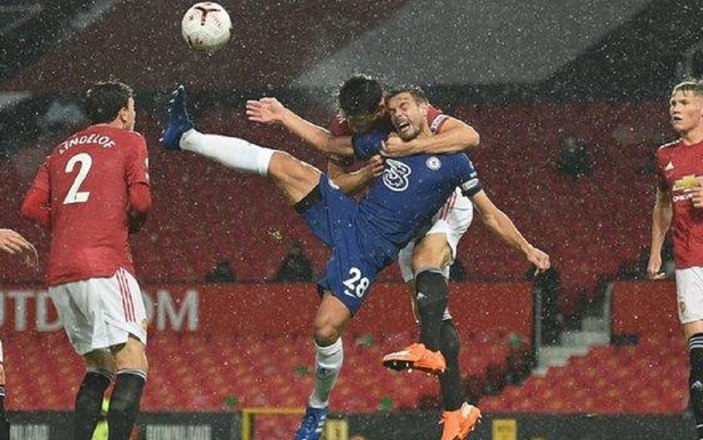 Manchester United Versus Chelsea Ends In A Goalless Draw