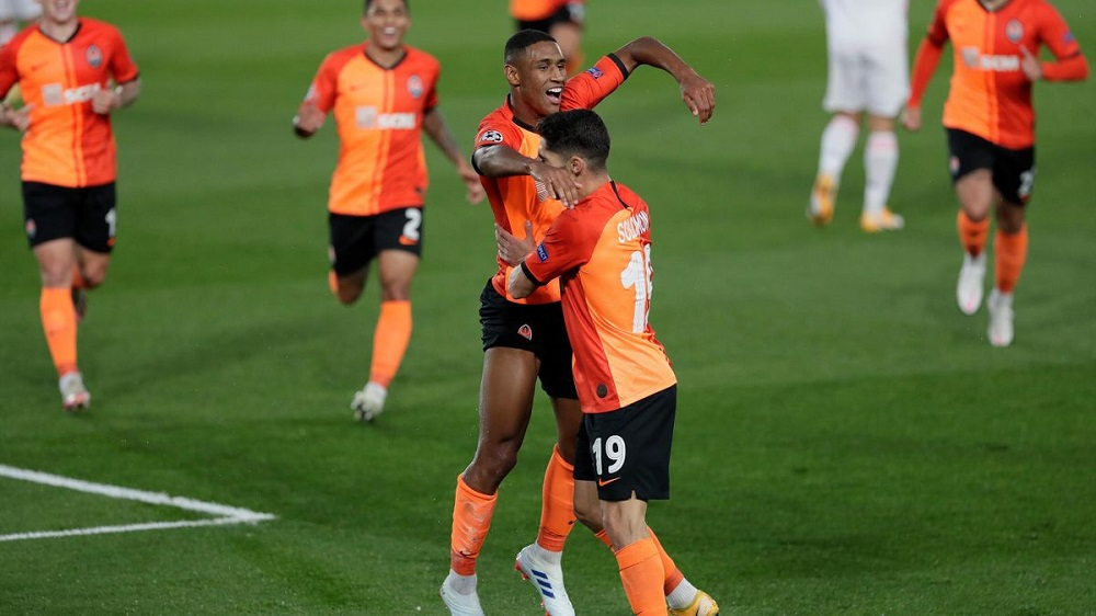 Shakhtar Donetsk Leaves Real Madrid Famished In Their First UCL Game