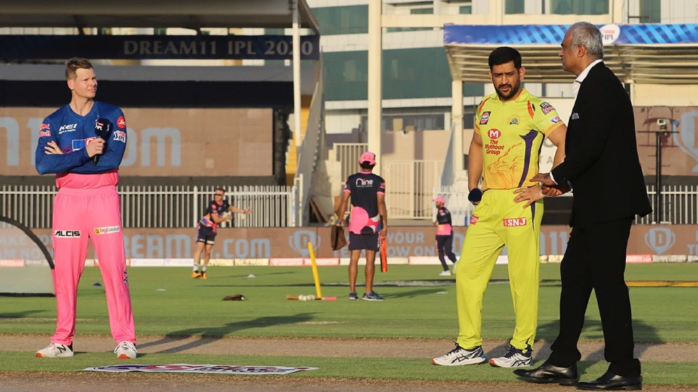 Rajasthan Royals Stamp Chennai Super Kings In A 7-Wicket Victory