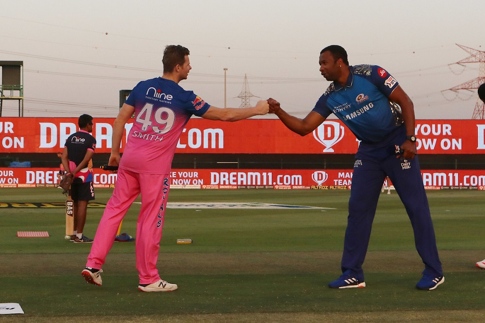 Rajasthan Royals Defeat Mumbai Indians In A Thrilling Match As Ben Stokes Shines