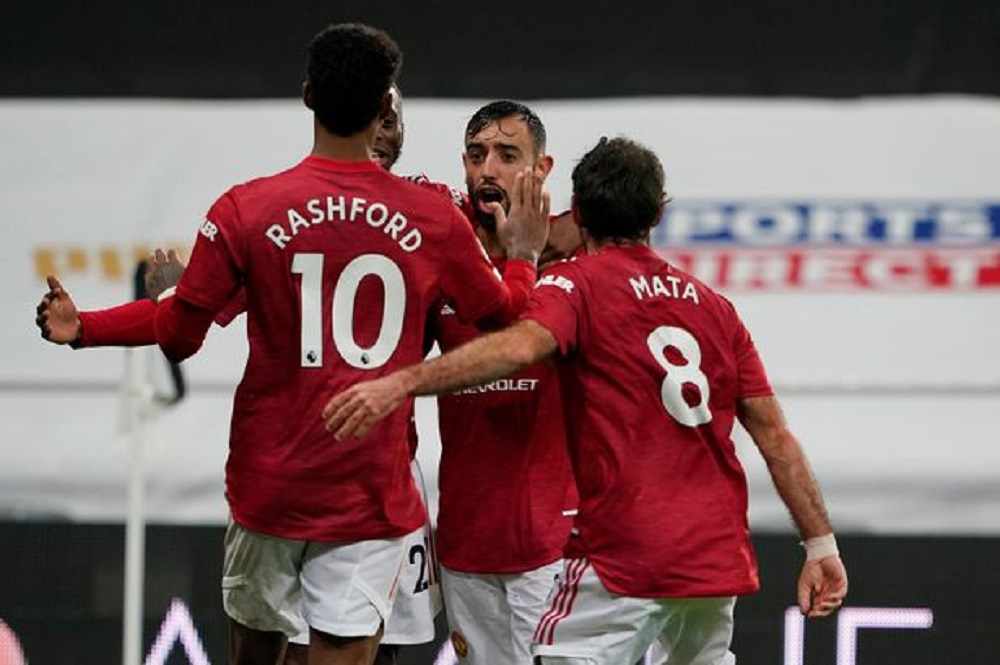Manchester United Produce Stunning Comeback Against Newcastle United In A 4-1 Victory