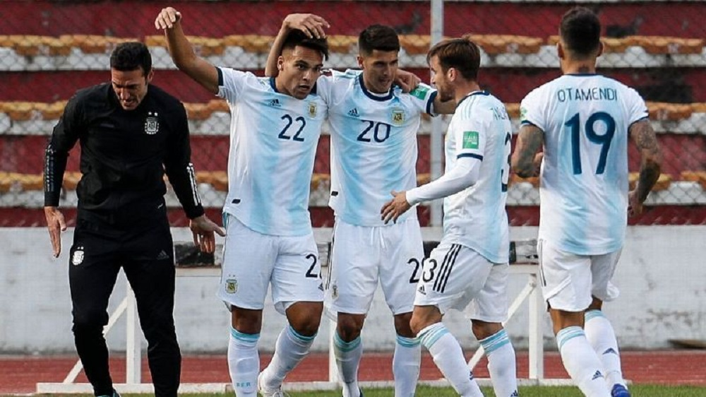 Joaquin Correa Helps Argentina Bag 3 Points Against Bolivia In