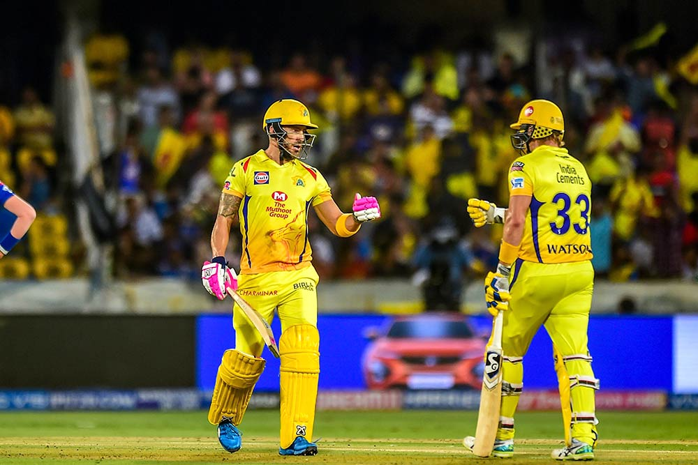 IPL 2020: KXIP vs CSK Match: CSK Openers Badly Beats KXIP