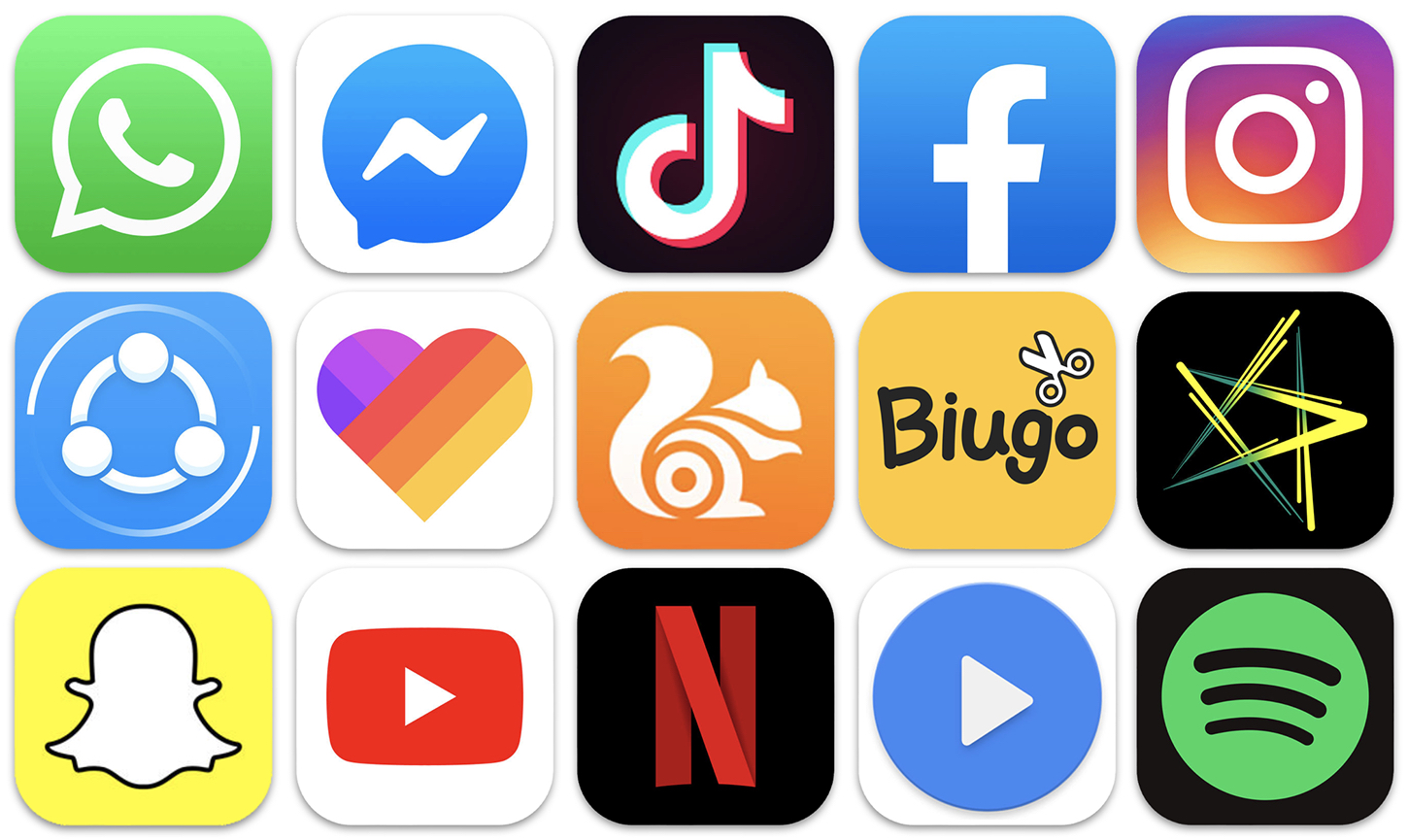Top 10 Most Downloaded Apps In the World